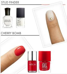 Simply Chic.... Maximizer Your mani with classic colors, sophisticated beads, and beautiful baubles... #teelieturner #beautycom #teelieturnershoppingnetwork www.teelieturner.com
