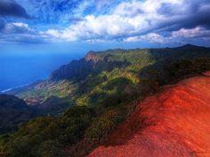 napali coast by paul bica, via Flickr