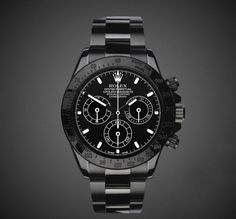 Rolex Daytona: Midnight