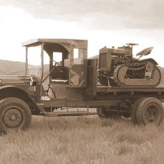 Do you think It Followed me Home. deserves to win the Steiner Tractor Parts Photo Contest?  Have your say and vote today for your favorite antique tractor photos!