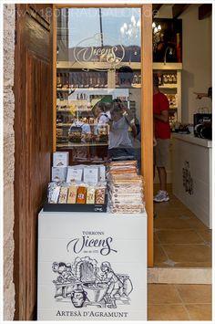Torrons Vicens Nougat Alcudia Mallorca 180gradsalon