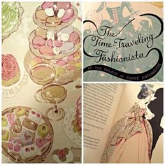 louise lambert time traveling fashionista - Google Search