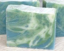 Seagrass Soap. One of many soap recipes. If you ever wanted to try making your own soap (for home use and gifts) this is the place to start!