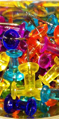 Déjate enganchar por un mundo multicolor