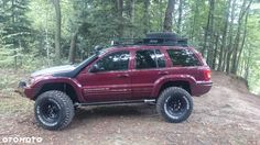 Jeep Grand Cherokee WJ 6
