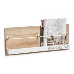 Porte-magazine mural en  déco  Nordic double ZELLER PRESENT - Décoration