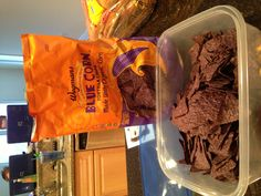 Wegmans Organic Tortilla Chips!  Gluten Free, Vegan, low sodium, Lactose Free!