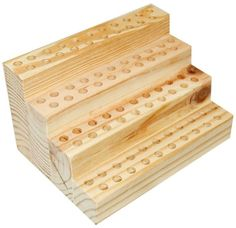 Wooden 84 Pencil Stand