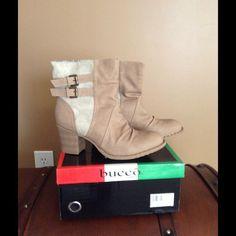 Cco Salesand Colored Bucco Boot Kristina No Trades