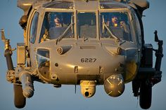 HH-60G Pavehawk Closeup by BHCMBailey