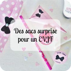 Bridal shower bags - Les Carnets de Gee ©