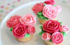cupcake bouquet computer