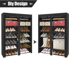 #Best_Cabinet_Shoe_Rack #Cabinet_Shoe_Rack #Best_Shoe_Rack #BestShoeRack #Shoe_Rack #Shoe_Storage #Best_Shoe_Storage #Cabinet_Shoe_Storage Types Of Shoe Racks, Best Shoe Rack, Quality Cabinets, How To Store Shoes, Shoe Organizer, Shoe Cabinet, Smart Design, Kinds Of Shoes, Shoe Storage