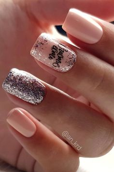 Nails Art Design New Free Idea Current Trends According To Seasons İn Manicure 2019 - Page 33 of 35 - eeasyknitting. com - Nails - Winter Nails, Spring Nails, Nail Designs Spring, Nail Art Designs, Red Nails, Hair And Nails, Cute Nails, Pretty Nails, American Nails
