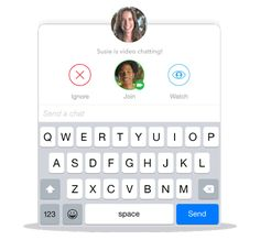 """Snapchat seamlessly combines video, audio, GIFs, stickers in """"Chat2.0"""""""