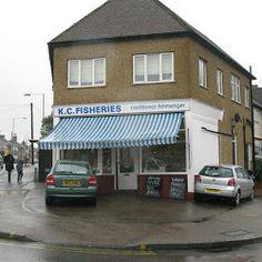 K C Fisheries's, Loughton