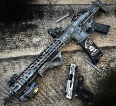 AR-15 5.56/.223Loading that magazine is a pain! Get your Magazine speedloader today! http://www.amazon.com/shops/raeind