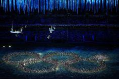 ソチオリンピック閉会式画像集