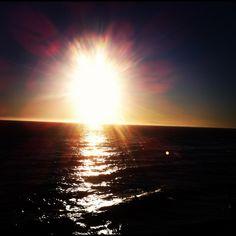 Sunset - Huntington Beach, Ca