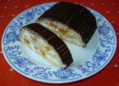 BE-BE mandarinkový hřbet :: Domací kuchařka - vyzkoušené recepty No Bake Cookies, No Bake Cake, Kolaci I Torte, Dessert Recipes, Desserts, Cheesecake, Pie, Treats, Sweet