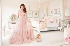 Lisa Vanderpump Ivy Restaurant, Lisa Vanderpump, Beverly Hills Hotel, Buy Fabric, Prom Dresses, Formal Dresses, My Favorite Color, Tulle, Celebrities
