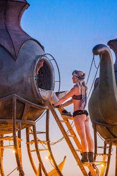 Burning Man 2016 | Black Rock City | Jamen Percy | Flickr