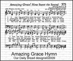 AMAZING GRACE HYMN