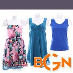 Ingrosso abbigliamento francese da donna BGN - Stock abbigliamento | Merkandi.it