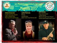 """Jury Konkursu """"Magnolia"""" 2015r Warszawa"""