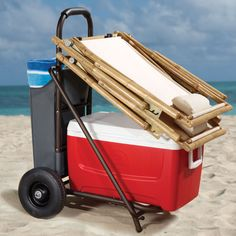 The Off Road Cooler Cart - Excelente!