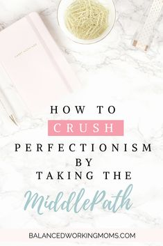 The BEST way to recover from perfectionism is to ease into it by taking the Middlepath. Read this article to learn how to crush perfectionism by taking the middlepath. Self Development, Personal Development, Positive Mindset, Positive Feelings, Life Advice, Mom Advice, Self Improvement Tips, Self Care Routine, Mindful Living