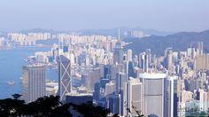 Ausblick vom Victoria Peak - Check more at https://www.miles-around.de/asien/hong-kong/hong-kong-bank-of-china-tower-victoria-peak/,  #BankofChinaTower #HongKong #HongKongPark #Hotel #PeakTram #Reisebericht #VictoriaPeak