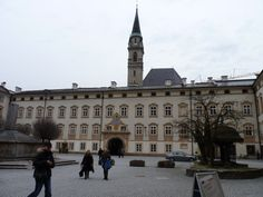 Iglesia Franciscana.