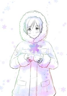 Hetalia (ヘタリア) - Finland (フィンランド). Artist unknown. If you are the artist or know the artist please let me know so I can credit properly or take this art down from my board if you wish.