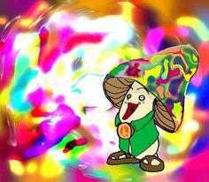 trippy mushrooms - h