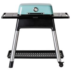 Everdure Force Gasgrill mit 2 Brennern graphite Everdure by Heston Blumenthal, outdoor living space designs Barbecue Smoker Grill, Gas Bbq, Camping Grill, Pizza Hut, Teppanyaki, Barbacoa, O Design, Graphite, Dibujo