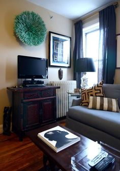 House Tour: Lovely Layers in a Brooklyn Rental | Apartment Therapy