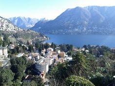 Cernobbio: Vista del lago di Como
