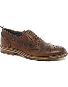 ASOS Fashion Finder | Northern Cobbler Lenok Brogue Shoes