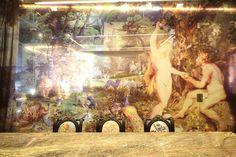 Стулья куплены на барахолке в Питере покрашены и обтянуты обрезками тканей Zoffany Стол из цельного слеба Bidasar Yellow Best Office, Painting, Art, Art Background, Painting Art, Kunst, Paintings, Performing Arts, Painted Canvas