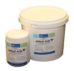 Oxalic Acid  bútorfehérítés