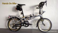 Hands On Bike: How to Build an Affordable, High Performance, Lightweight Folding Bike: Part 1
