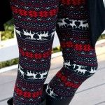 This website, white plum, is full of winter leggings! and they have comfy clothes! Winter Leggings, Christmas Leggings, Winter Socks, Looks Chic, Looks Style, Style Me, Fall Winter Outfits, Winter Wear, Autumn Winter Fashion