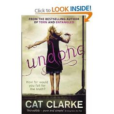 Reading list: Undone: Cat Clarke