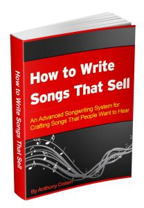 Great melodies are crucial to great songs. This video will show you how you can easily come up with a solid, memorable melody.  How to Write Song That Sell by Anthony Ceseri