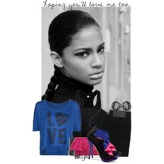 ............................., created by istyle on Polyvore