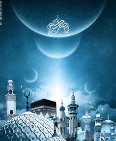 Ramadan Karim by ALIAO.deviantart.com on @DeviantArt