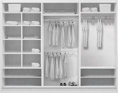 Wardrobe Room, Closet Bedroom, Flat Interior, Interior Design, Master Closet Design, Baby Bedroom, My New Room, Room Decor, House Design