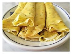 crespelle in brodo (crepes in broth) ~ a traditional Abruzzese recipe