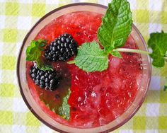 Blackberry bramble